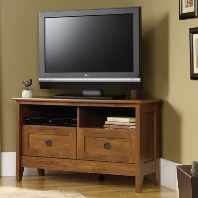 August Hill Corner TV Stand by Sauder