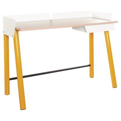 Soft Modern Writing Desk by Sauder