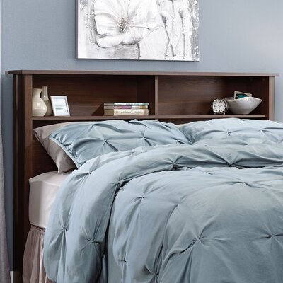 County Line Full / Queen Bookcase Headboard by Sauder