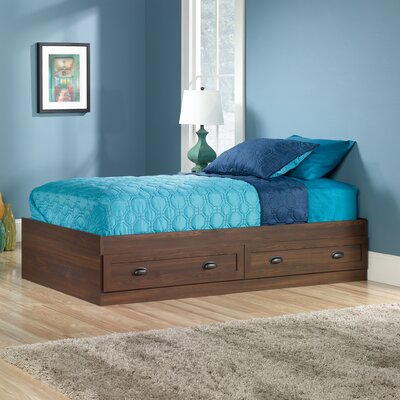 County Line Twin Platform Bed by Sauder