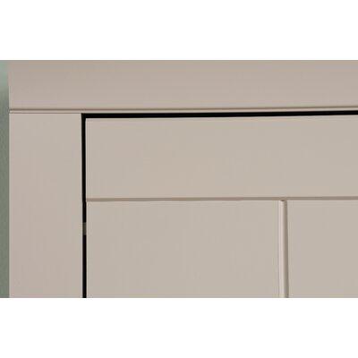 Sauder Adept 22 68 Quot Narrow Storage Cabinet In Cobblestone