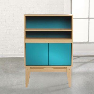 Soft Modern Accent Cabinet by Sauder