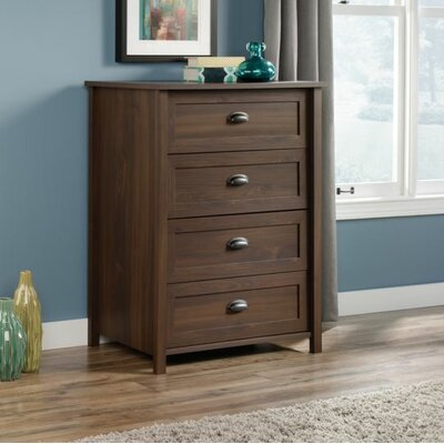 County Line 4 Drawer Chest by Sauder