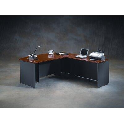 "Sauder Via 29.75"" H x 47.875"" W Reversible Desk Return"