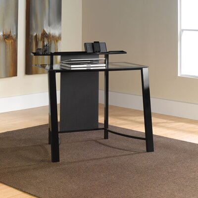 Sauder Mirage Studio Edge Writing Desk