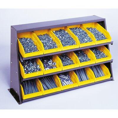 Quantum Storage Bench Pick Rack Shelf Storage Unit