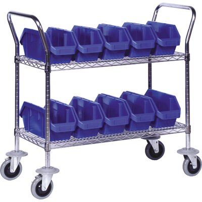 Quantum Storage Mobile Wire Cart