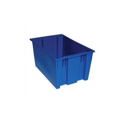 """Quantum Storage Stack and Nest Storage Totes (6"""" H x 11"""" W x 18"""" D)"""