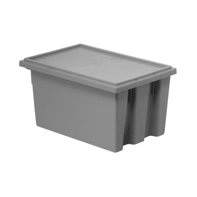 Quantum Storage Stack and Nest Storage Tote Lids for snt300