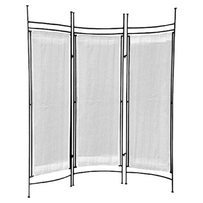 """Pangaea Home and Garden 57"""" x 58"""" Room Divider"""