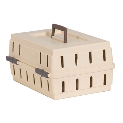 Petmate Solid Top Cabin Kennel Pet Carrier