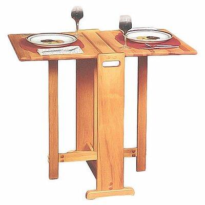 Catskill craftsmen prep table reviews wayfair - Fold away kitchen island ...