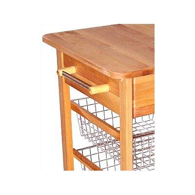 Catskill Craftsmen Kitchen Cart Amp Reviews Wayfair