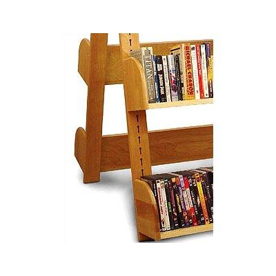 "Catskill Craftsmen, Inc. Book Carts and Racks A Frame 60"" Standard Bookcase"