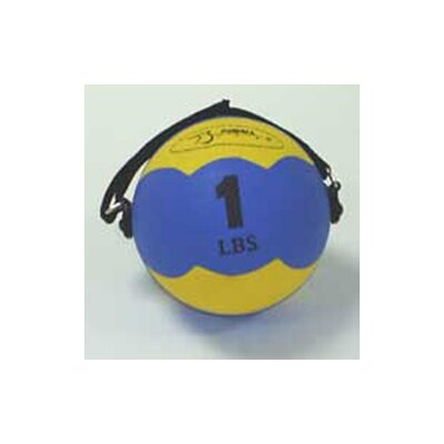 """FitBall Minimed 5"""" in Yellow"""