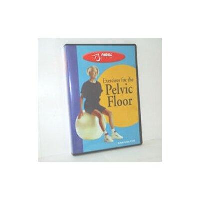 FitBall Exercises For The Pelvic Floor DVD