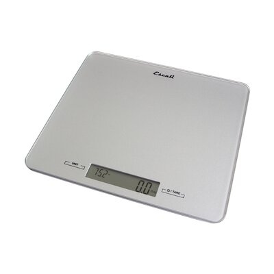 Alta 22 lbs Digital Kitchen Scale by Escali
