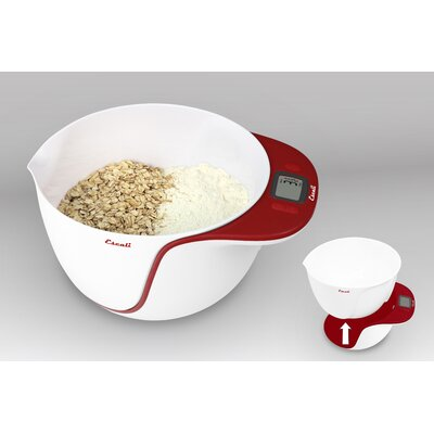 Taso 11 lbs Mixing Bowl Scale by Escali