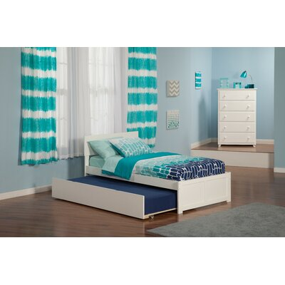 Atlantic Furniture Urban Lifestyle Orlando Panel Bed With