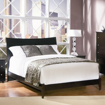 Milano Sleigh Bed by Atlantic Furniture