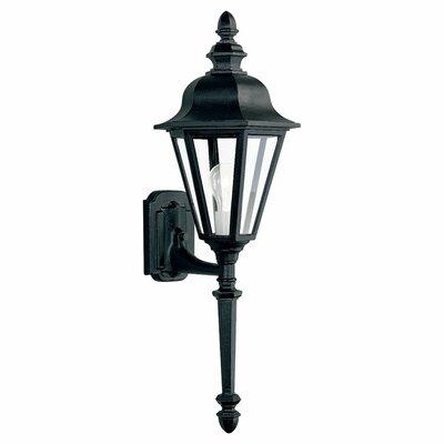 Sea Gull Lighting Classic 1 Light Wall Lantern