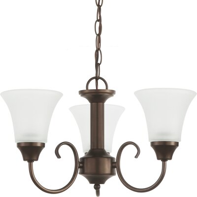 Holman 3 Light Chandelier Product Photo