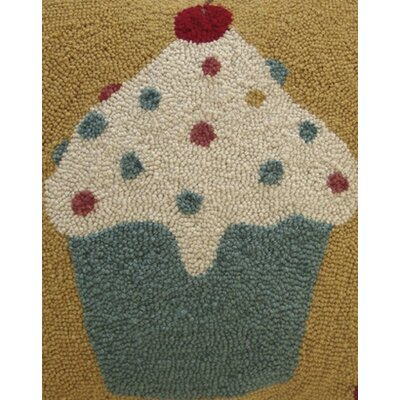 Susan Branch Home Cupcakes Novelty Rug