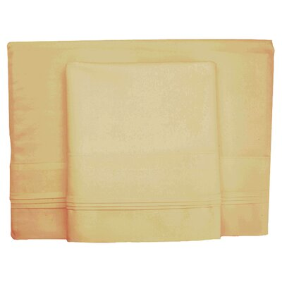 Simple Luxury 1500 Thread Count Egyptian Cotton Solid Sheet Set