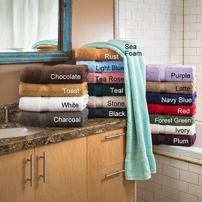 Simple Luxury Superior 900 GSM Egyptian Cotton Bath Towel