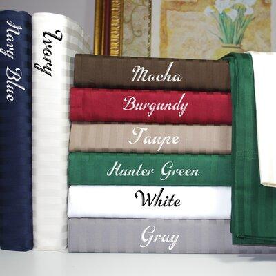 Simple Luxury Luxor Treasures Stripe Duvet Cover Set