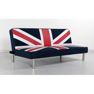 Union Jack Studio Convertible Sofa by Primo International