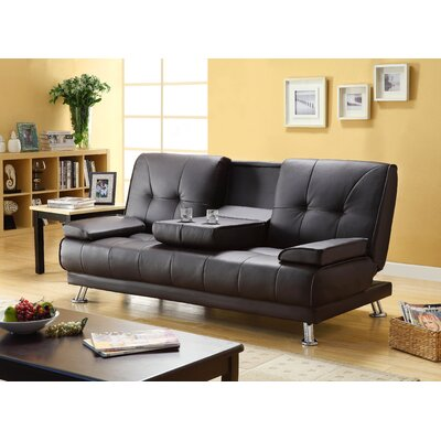 Primo International Kathy Ireland Convertible Sofa