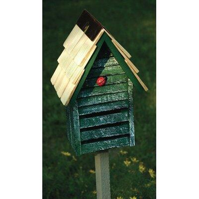 Heartwood Lady Bug Loft Bug House