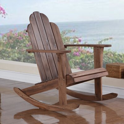 Woodstock Rocking Chair by Linon