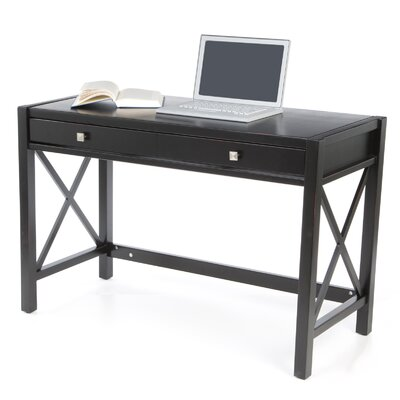 Linon Anna Writing Desk with 1 Pull-Out Drawer