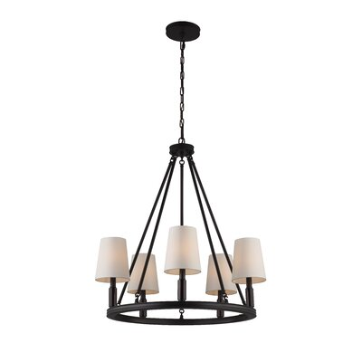 Lismore 5 Light Chandelier Product Photo