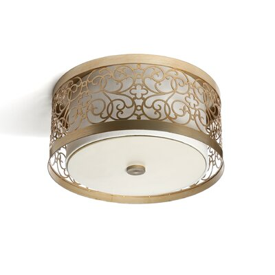 Tolstoy 2-Light Flush Mount Product Photo