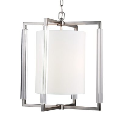 Fording 3 Light Drum Chandelier by Feiss
