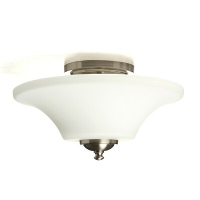 Barrington 2 Light Semi Flush Mount Product Photo