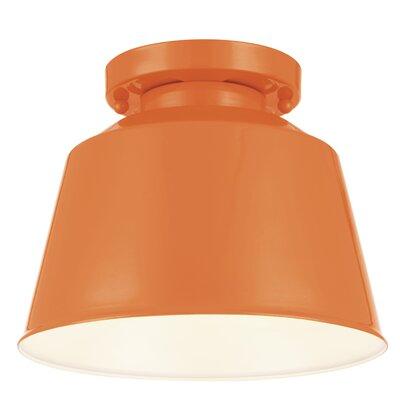 Freemont 1 Light Semi Flush Mount Product Photo