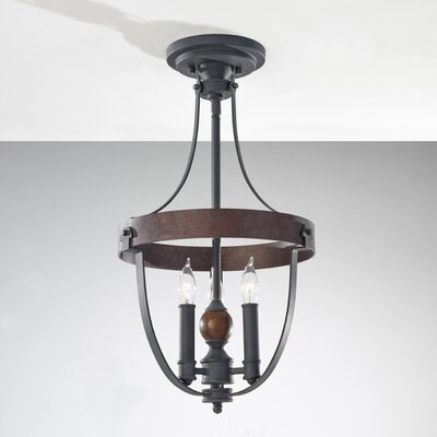 Alston 3 Light Chandelier Product Photo