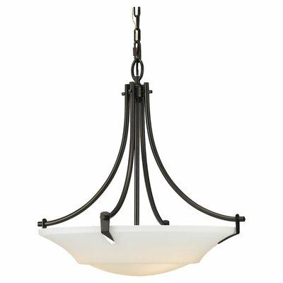 Feiss Barrington 3 Light Inverted Pendant