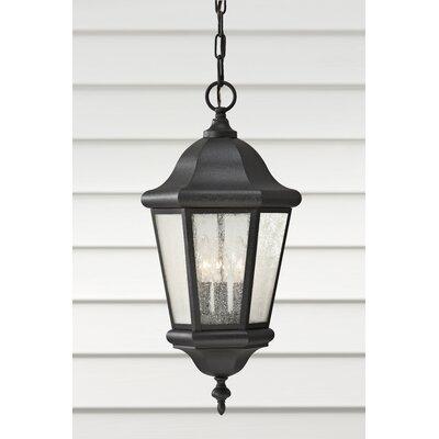 Feiss Martinsville 3 Light Wall Lantern