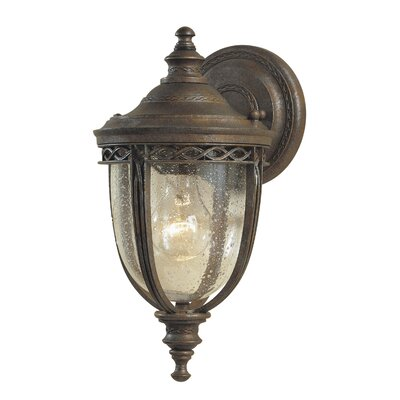 Feiss English Bridle 1 Light Wall Lantern