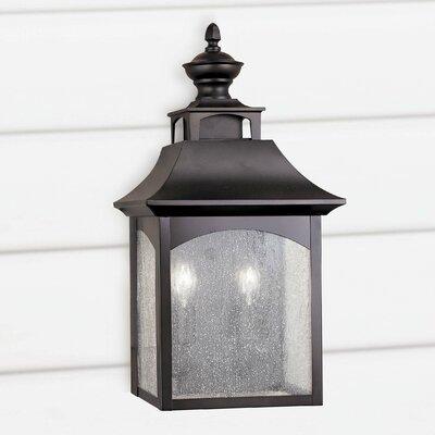 Feiss Homestead 2 Light Wall Lantern