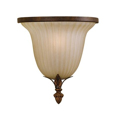 Half Shell Wall Lights : Feiss Sonoma Valley 1 Half Light Wall Sconce & Reviews Wayfair
