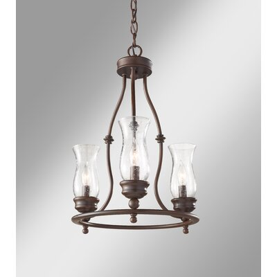 Pickering Lane 3 Light Chandelier Product Photo