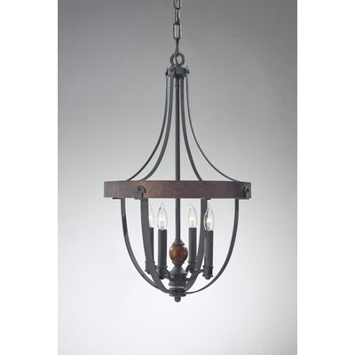 Alston 4 Light Chandelier Product Photo