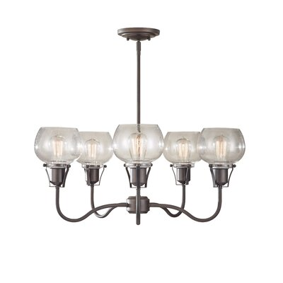 Urban Renewal 5 Light Chandelier Product Photo