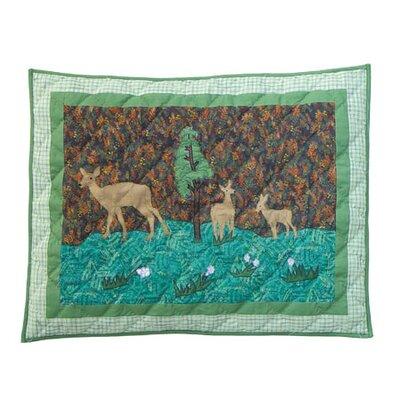 Patch Magic Natures Splendor Pillow Sham